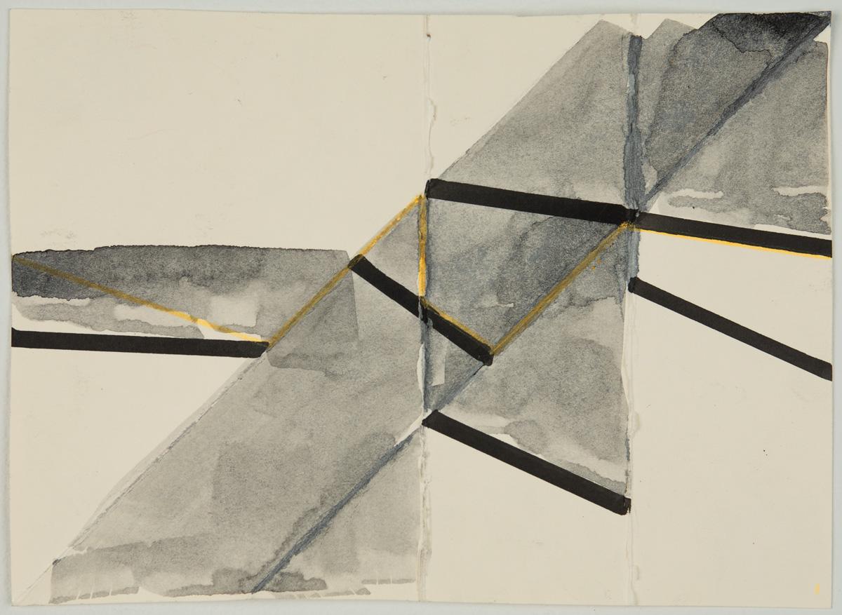 Thomas Martin, Drawing, Q 121, 2011