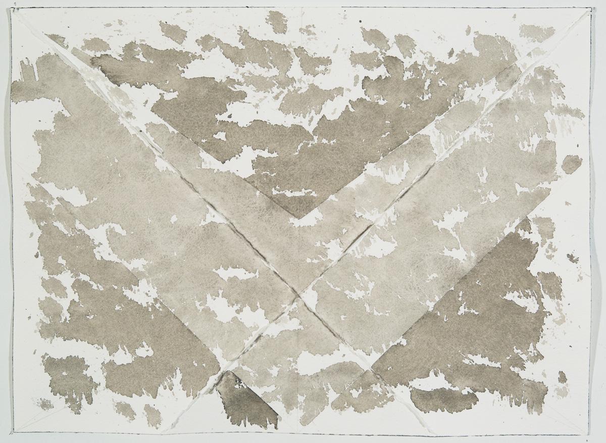 Thomas Martin, Drawing, Type V 02, 2013