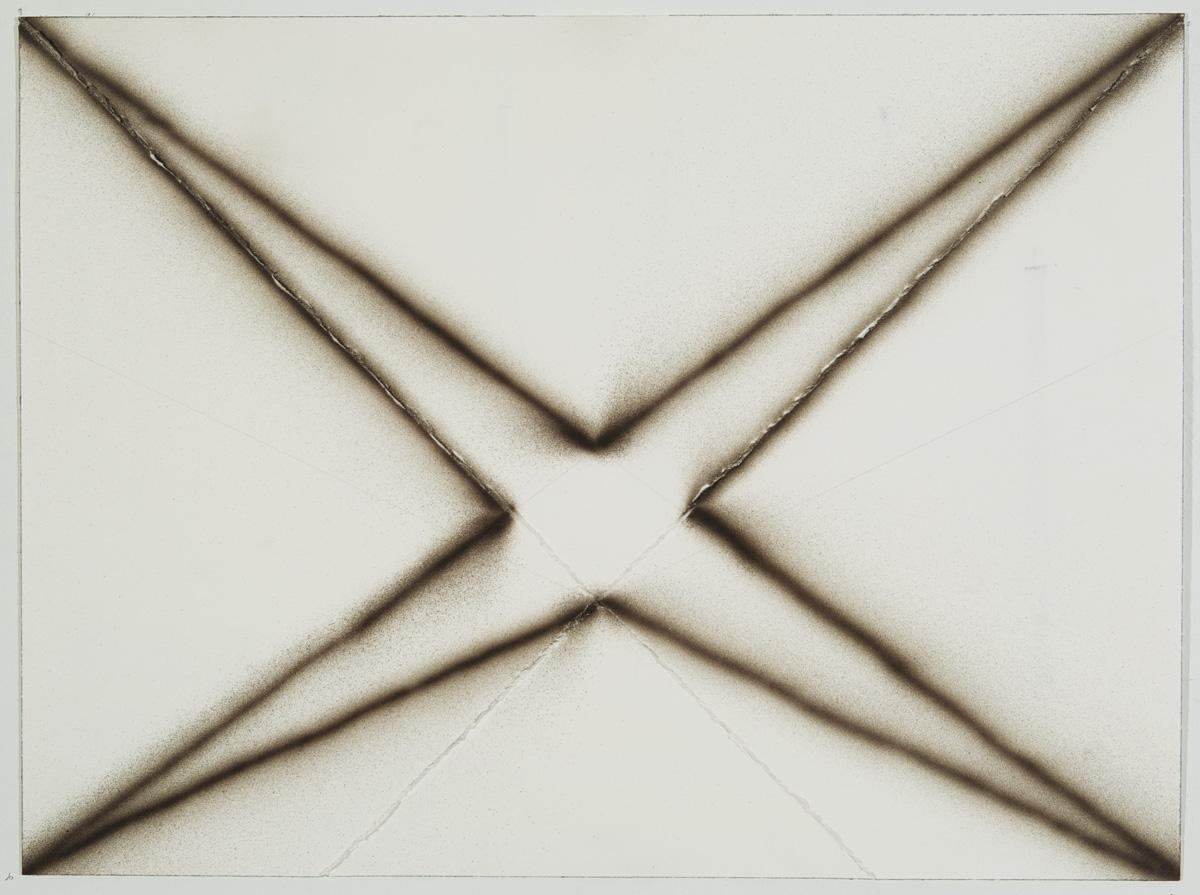 Thomas Martin, Drawing, Type X 01, 2013